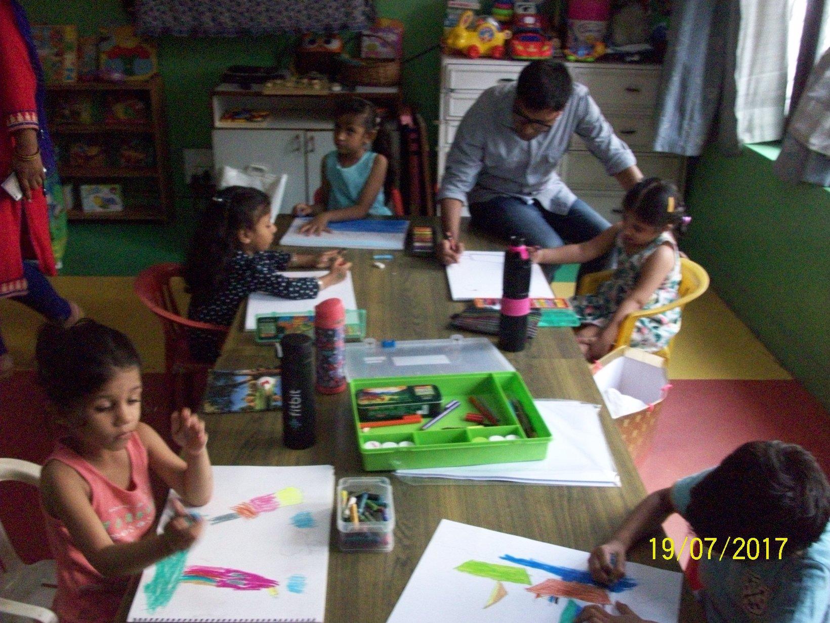 Art Class after school