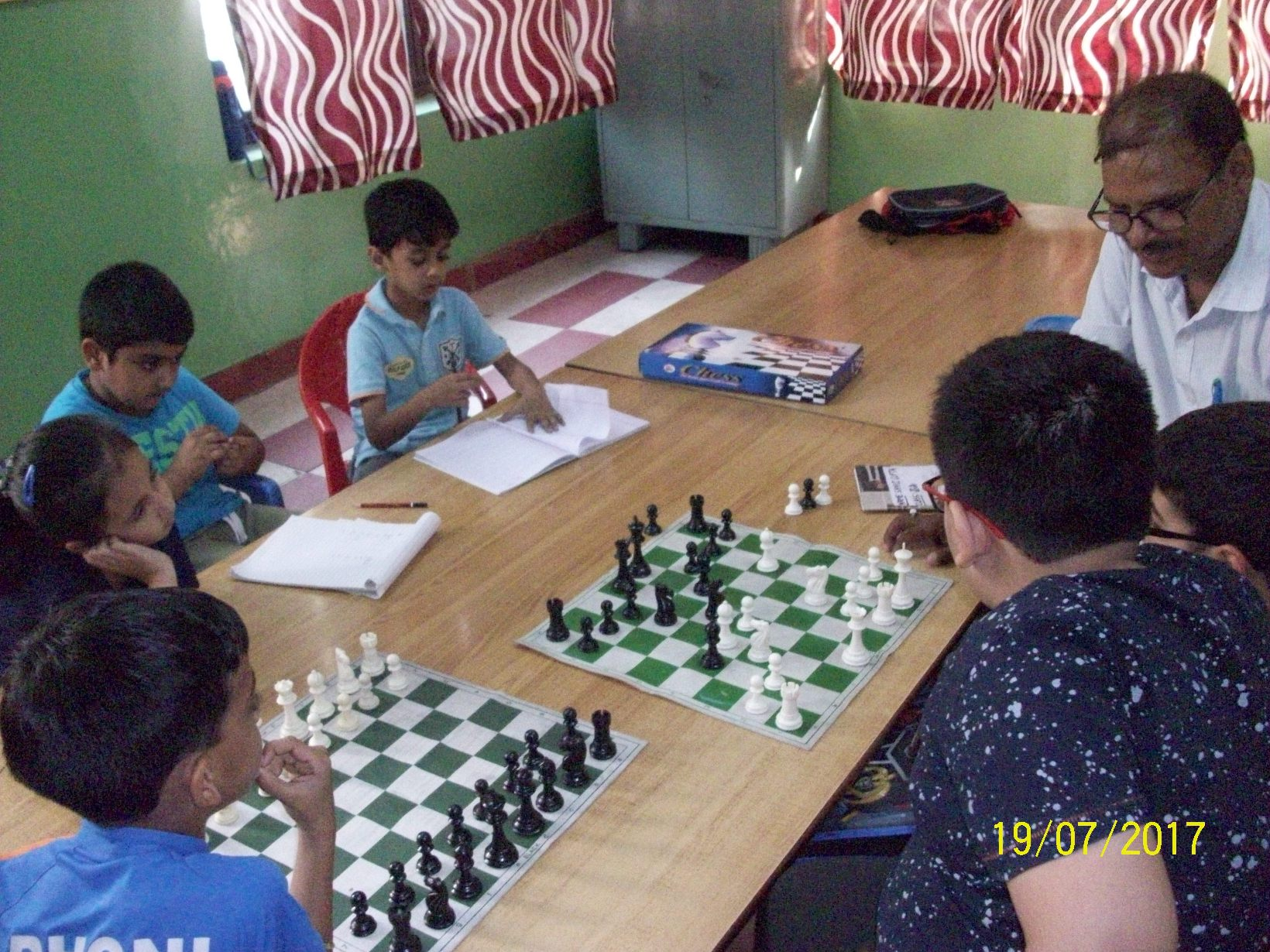 Chess Class after school