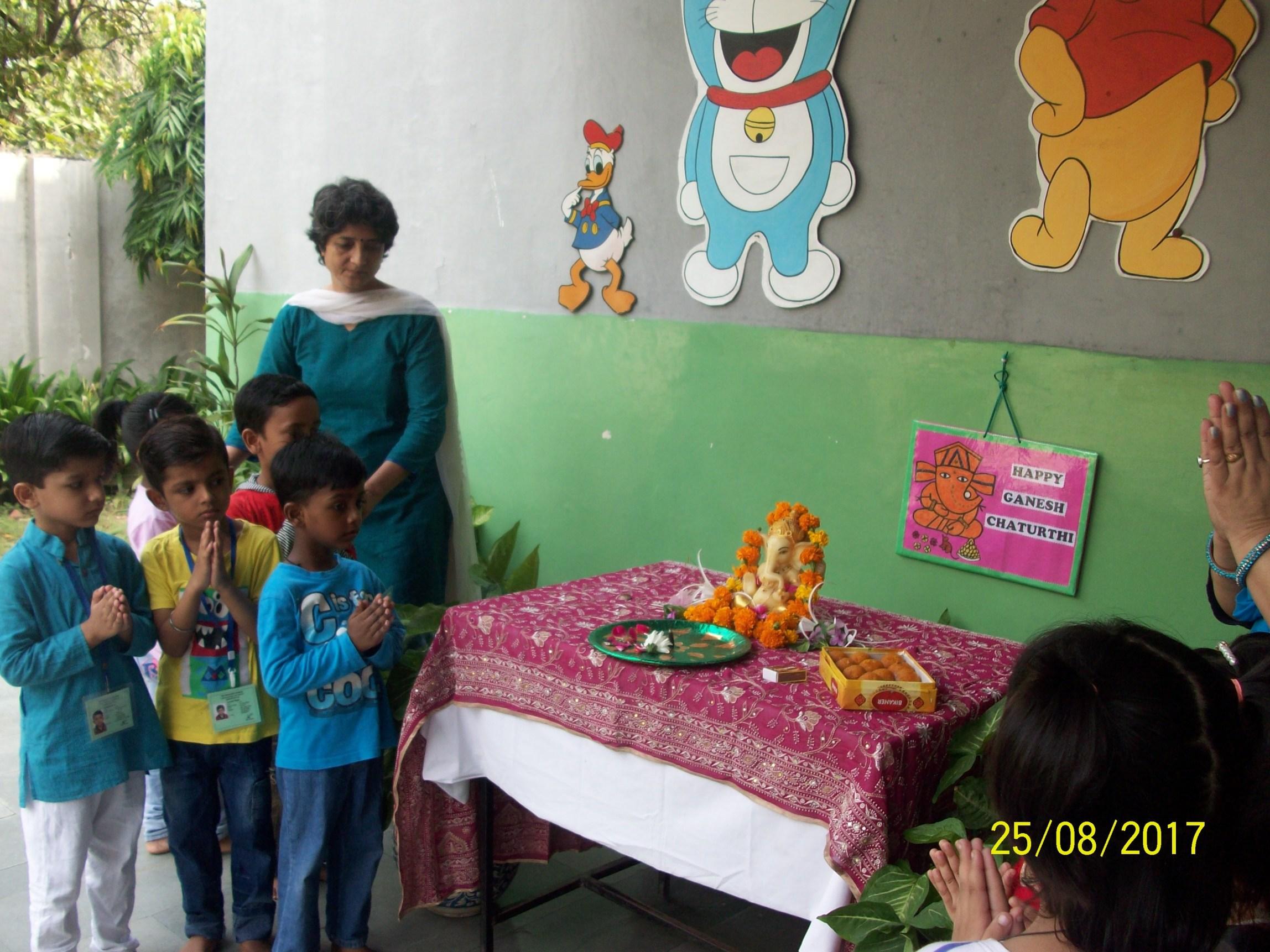 Ganesh Chaturthi Celebrations