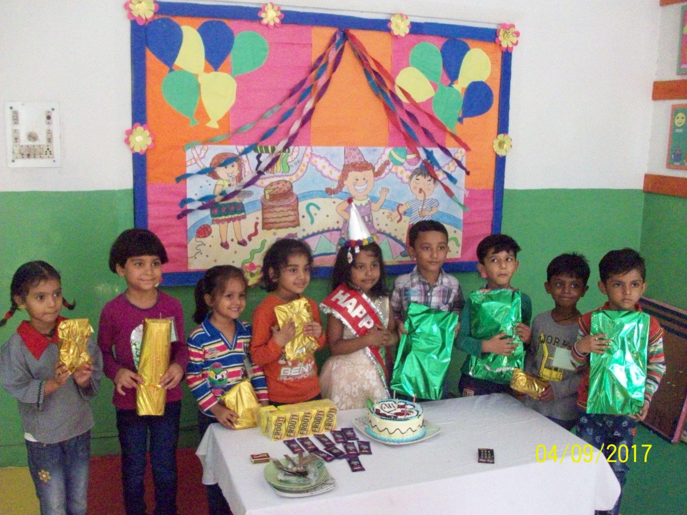 Mehar's Birthday