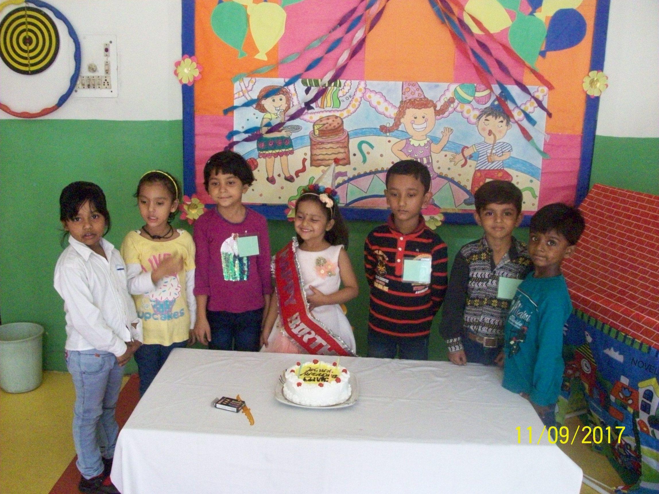 Kavya's Birthday