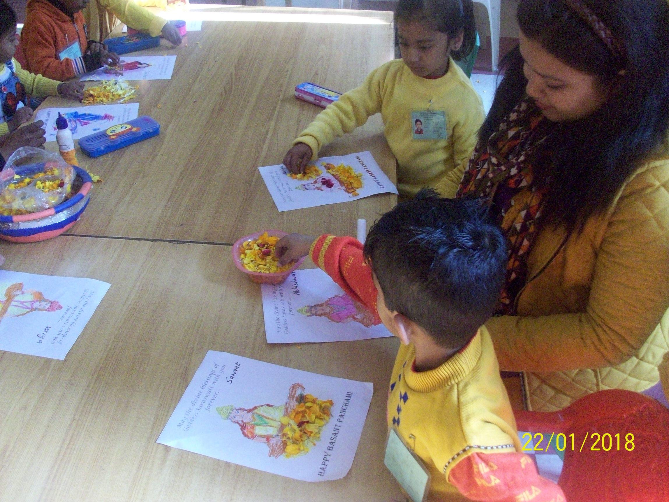 basnat panchami celebrations